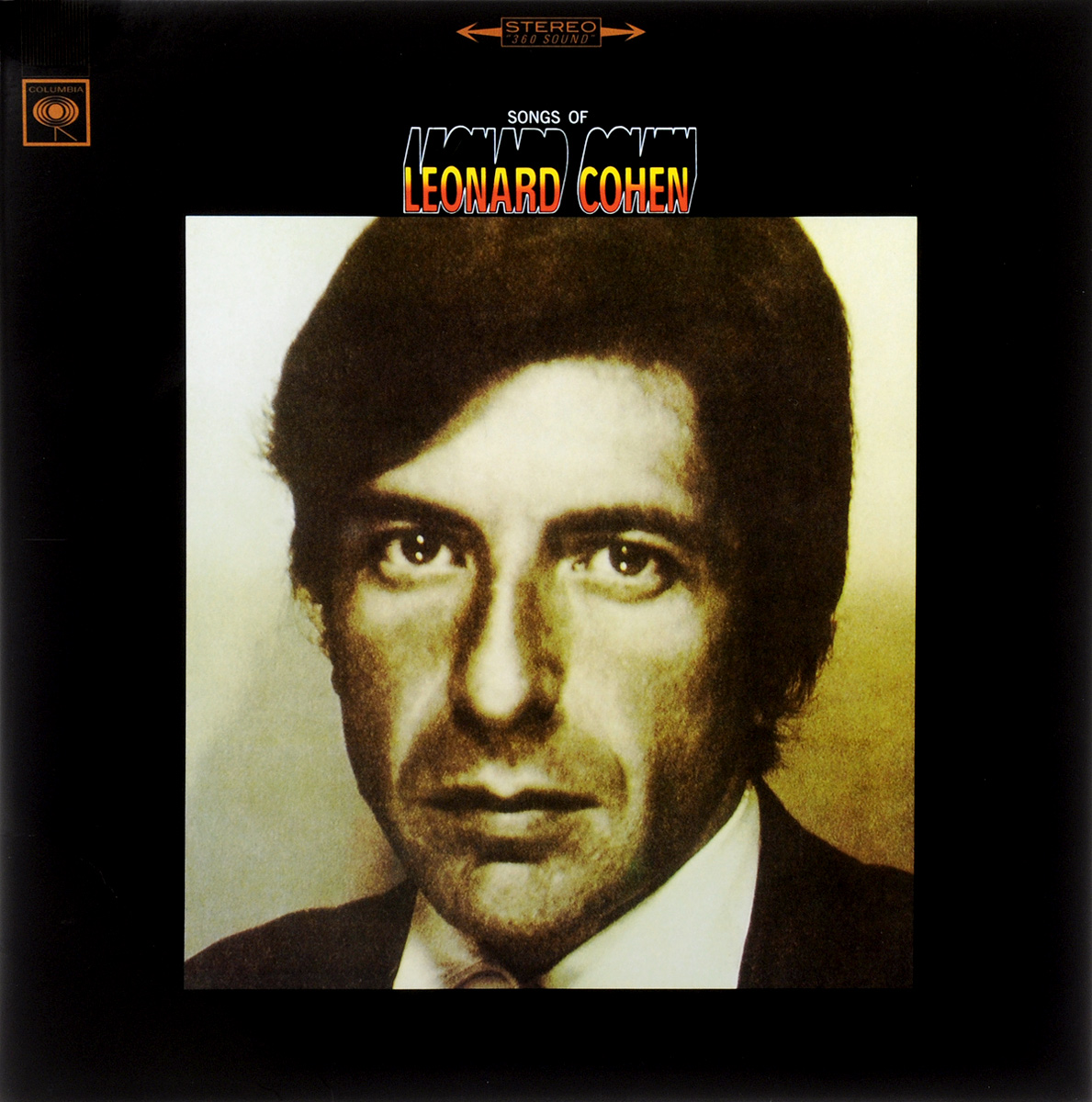 Леонард Коэн Leonard Cohen. Songs Of Leonard Cohen (LP) cd диск cohen leonard more best of 1cd cyr