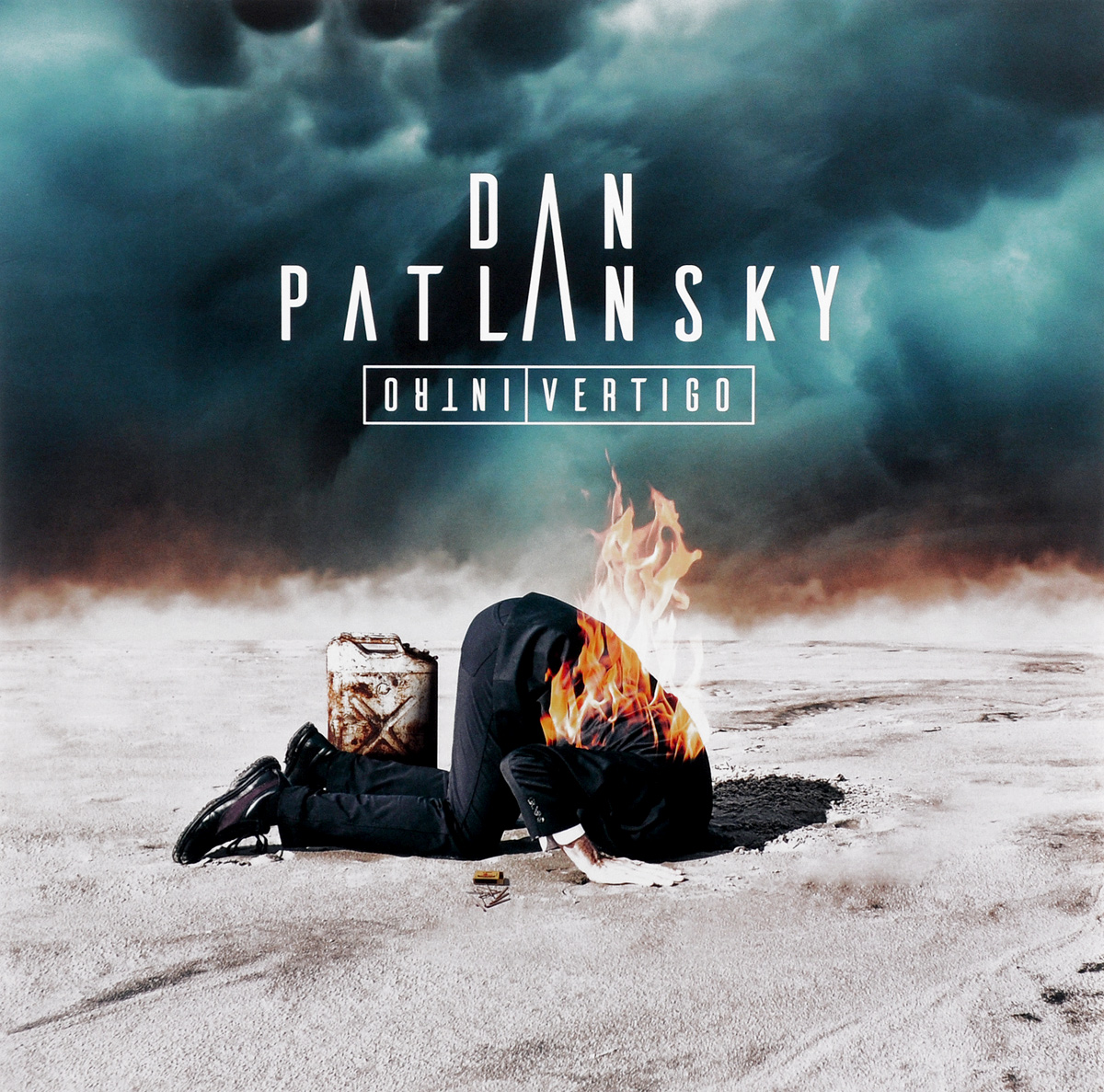 Dan Patlansky Dan Patlansky. Introvertigo (LP) цена
