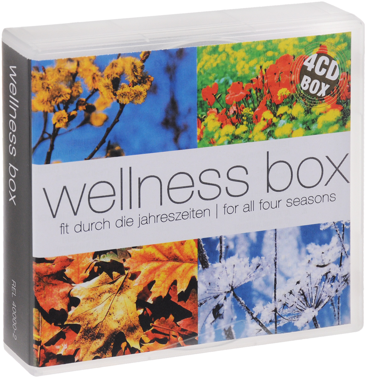 Wellness Box (4 CD)