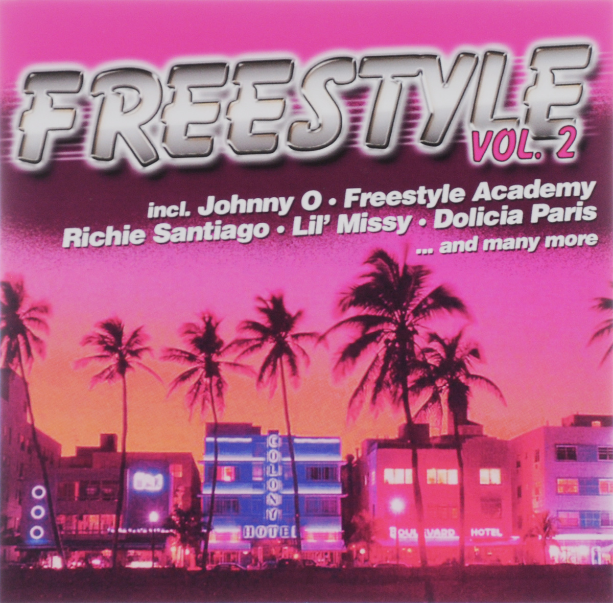 Freestyle. Vol. 2