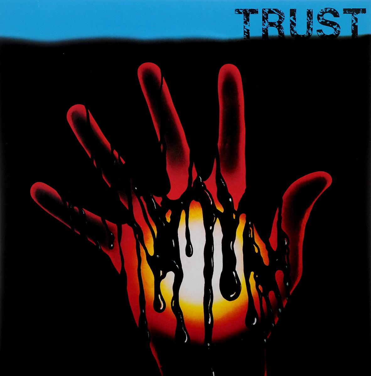 Trust Trust. Trust (LP) trust trust raina 2 1