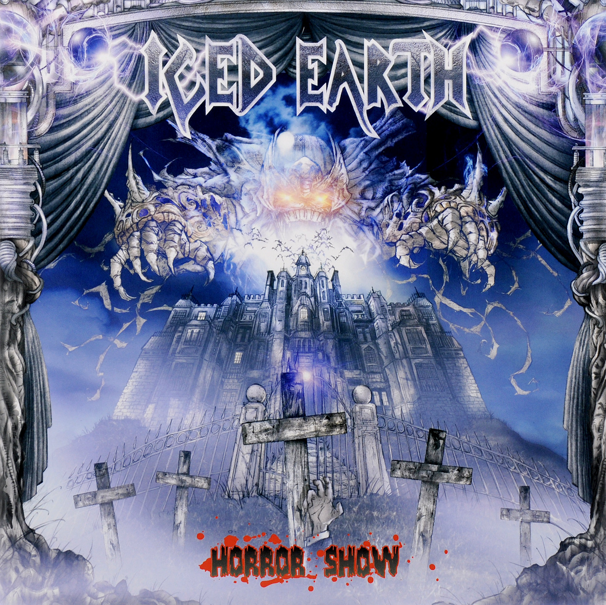 Iced Earth Iced Earth. Horror Show. Deluxe Edition (2 LP)
