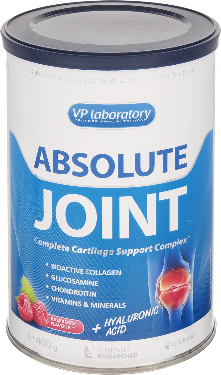"""Препарат для суставов и связок VP Laboratory """"Absolute Joint"""", малина, 400 г"""