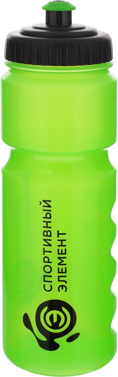 Бутылка для воды Спортивный элемент Оливин, 750 мл00023Стильная бутылка для воды Спортивный элемент Оливин, изготовленная из высококачественного материала, оснащена крышкой, которая плотно и герметично закрывается, сохраняя свежесть и изначальную температуру напитка. Мягкий силиконовый носик бутылки предотвращает проливание и безопасен для зубов и десен. Изделие прекрасно подойдет для использования в жаркую погоду: вода долго сохраняет первоначальные свойства и вкусовые качества. При необходимости в бутылку можно заливать витаминизированные напитки, соки или протеиновые коктейли. Такую бутылку можно без опаски положить в рюкзак, закрепить на поясе или велосипедной раме. Она пригодится как на тренировках, так и в походах или просто на прогулке.Диаметр горлышка бутылки: 5,5 см.Высота бутылки (без учета крышки): 22 см.