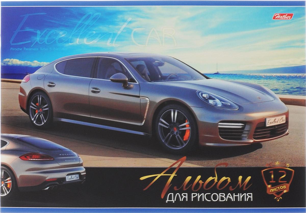Hatber Альбом для рисования Porsche Panamera Turbo S Executive 12 листов12А4В_15263Альбом для рисования Hatber Porsche Panamera Turbo S Executive будет вдохновлять ребенка на творческий процесс.Альбом изготовлен из белоснежной бумаги с яркой обложкой из плотного картона, оформленной изображением легкового автомобиля класса люкс. Внутренний блок альбома состоит из 12 листов бумаги, скрепленных двумя металлическими скрепками.Высокое качество бумаги позволяет рисовать в альбоме карандашами, фломастерами, акварельными и гуашевыми красками. Во время рисования совершенствуются ассоциативное, аналитическое и творческое мышления. Занимаясь изобразительным творчеством, малыш тренирует мелкую моторику рук, становится более усидчивым и спокойным.