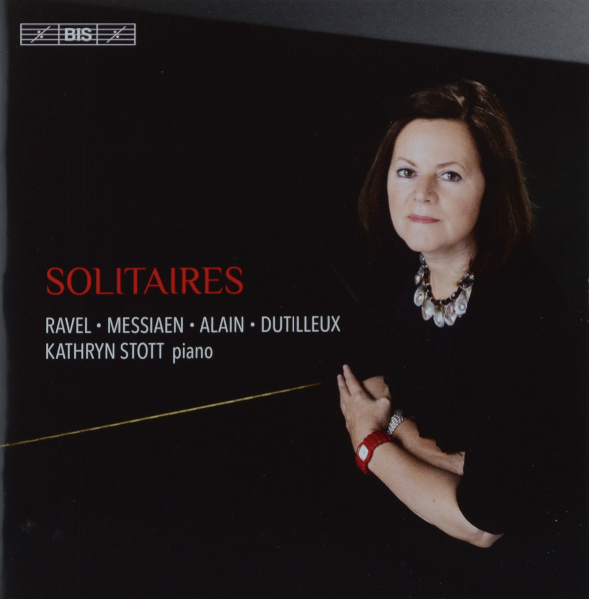 Solitaires. French Piano