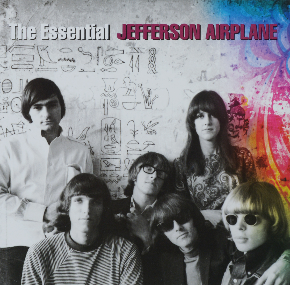 Jefferson Airplane Jefferson Airplane. The Essential (2 CD) jefferson starship the definitive concert