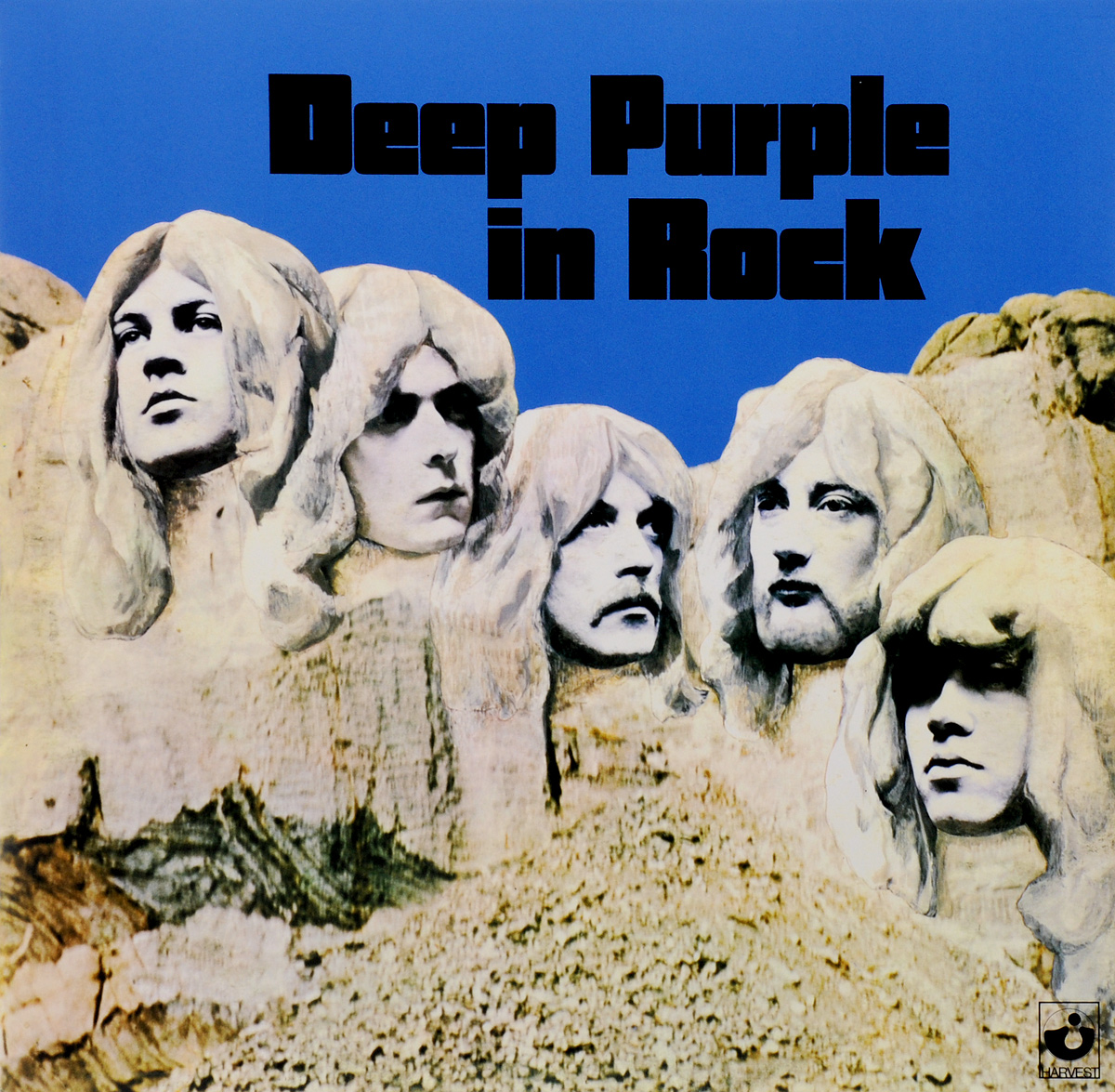 """Deep Purple"" Deep Purple. In Rock (LP)"