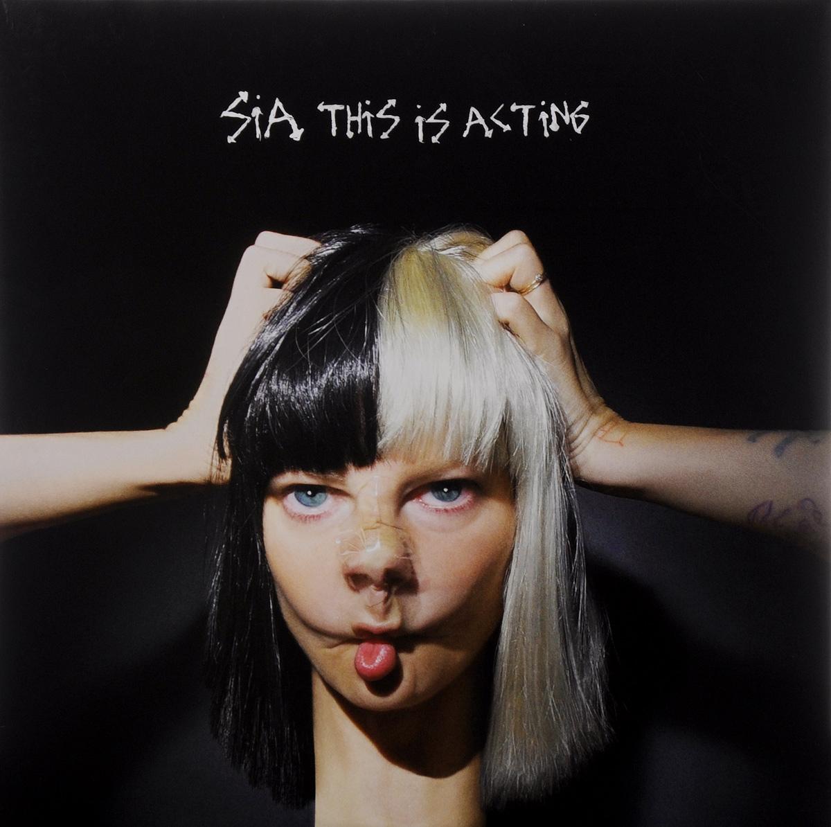 Sia Sia. This Is Acting (2 LP) sia this is acting 2 lp