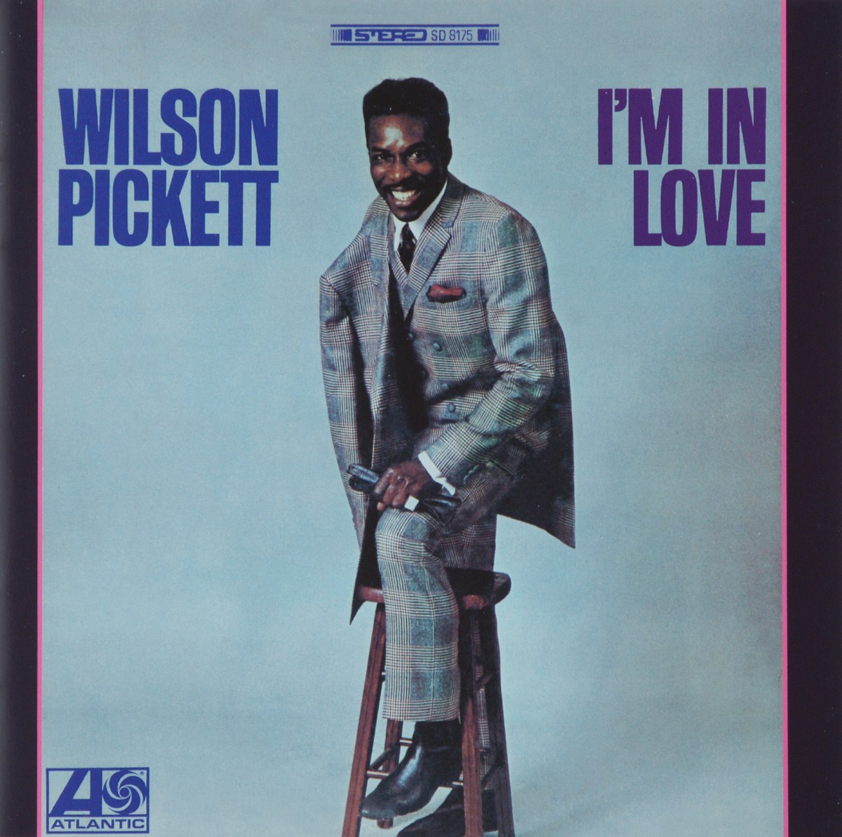 Уилсон Пиккетт Wilson Pickett. I'm In Love