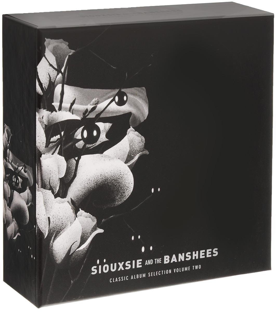 Siouxsie And The Banshees Siouxsie And The Banshees. Classic Album Selection. Volume 2 (6 CD) подставка под цветы etagerca leontina низкая st9303etg l