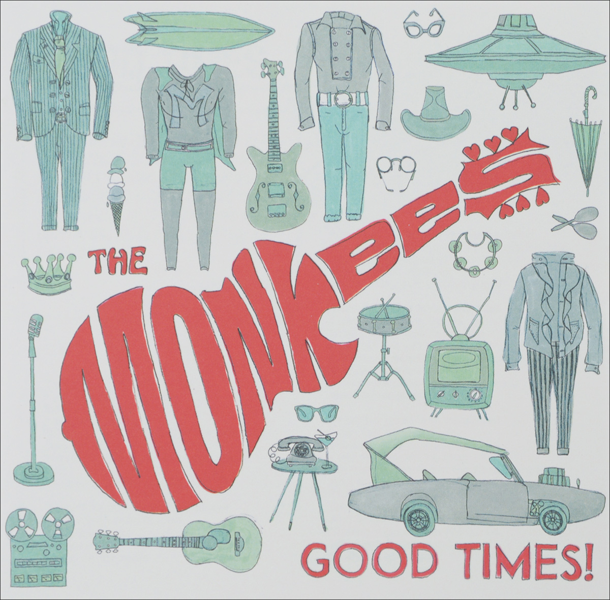 The Monkees The Monkees. Good Times! the good mother