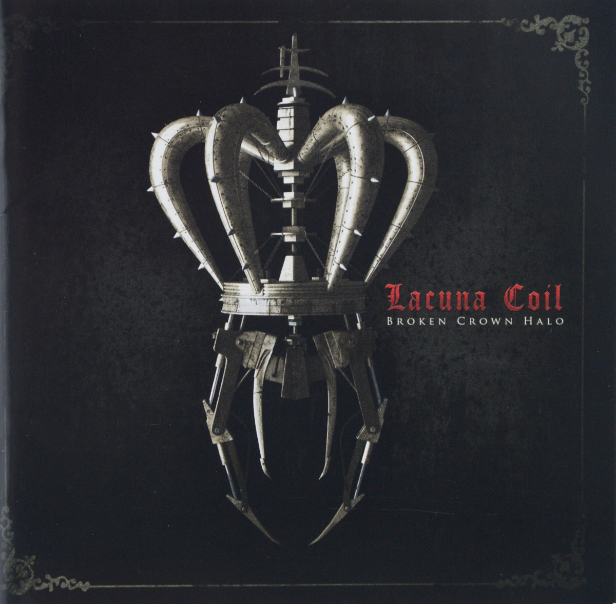 Lacuna Coil. Broken Crown Halo