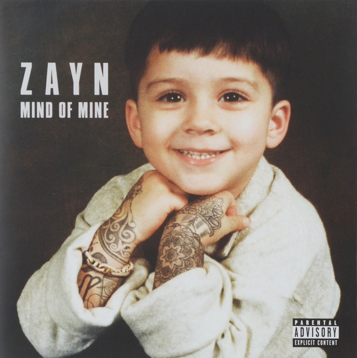 Zayn. Mind Of Mine. Deluxe Edition