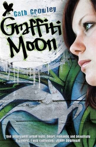 Graffiti Moon the night before easter