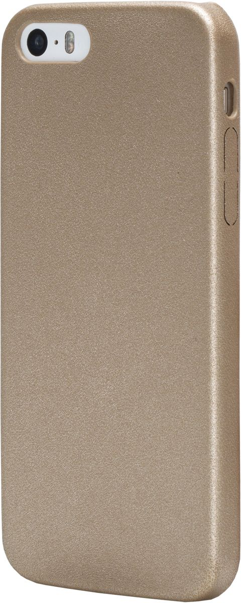 UBear Coast Case чехол для iPhone 5/5s/SE, Gold
