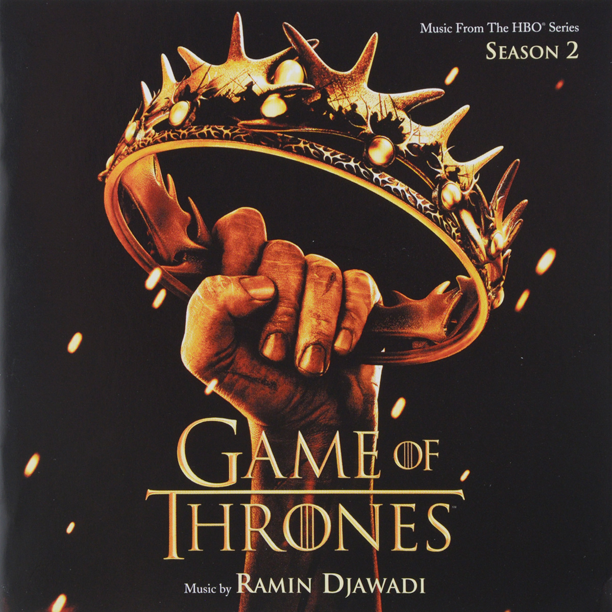 Ramin Djawadi. Game Of Thrones. Season 2 (Music From The HBO Series) slw 8095 2 5 led screen carnival duck home shooting game set w music authentic sounds red