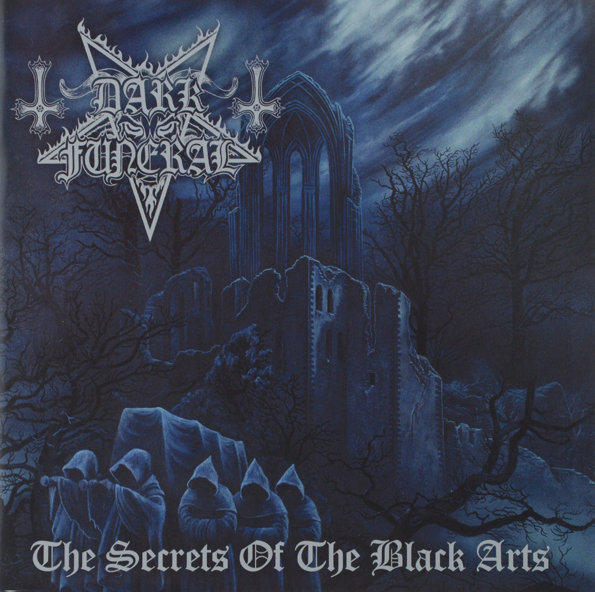 Dark Funeral Dark Funeral. The Secrets Of The Black Arts (2 CD) катушка индуктивности mundorf m coil zero ohm vn300 1 mh 3 mm