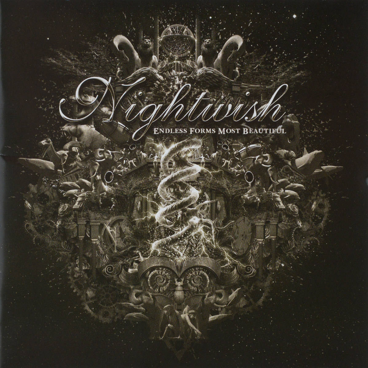 Nightwish Nightwish. Endless Forms Most Beautiful (2 CD) nightwish manchester