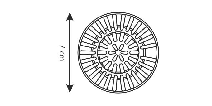 Фильтр для раковины Tescoma