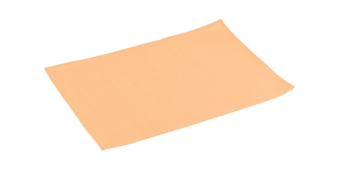 Салфетка сервировочная Tescoma Flair Lite, цвет: коралловый, 45 x 32см662038Элегантная салфетка Tescoma Flair Lite, изготовленная из прочного искусственного текстиля, предназначена для сервировки стола. Она служит защитой от царапин и различных следов, а также используется в качестве подставки под горячее. После использования изделие достаточно протереть чистой влажной тканью или промыть под струей воды и высушить.Не мыть в посудомоечной машине, не сушить на батарее.Размер салфетки: 45 х 32 см.