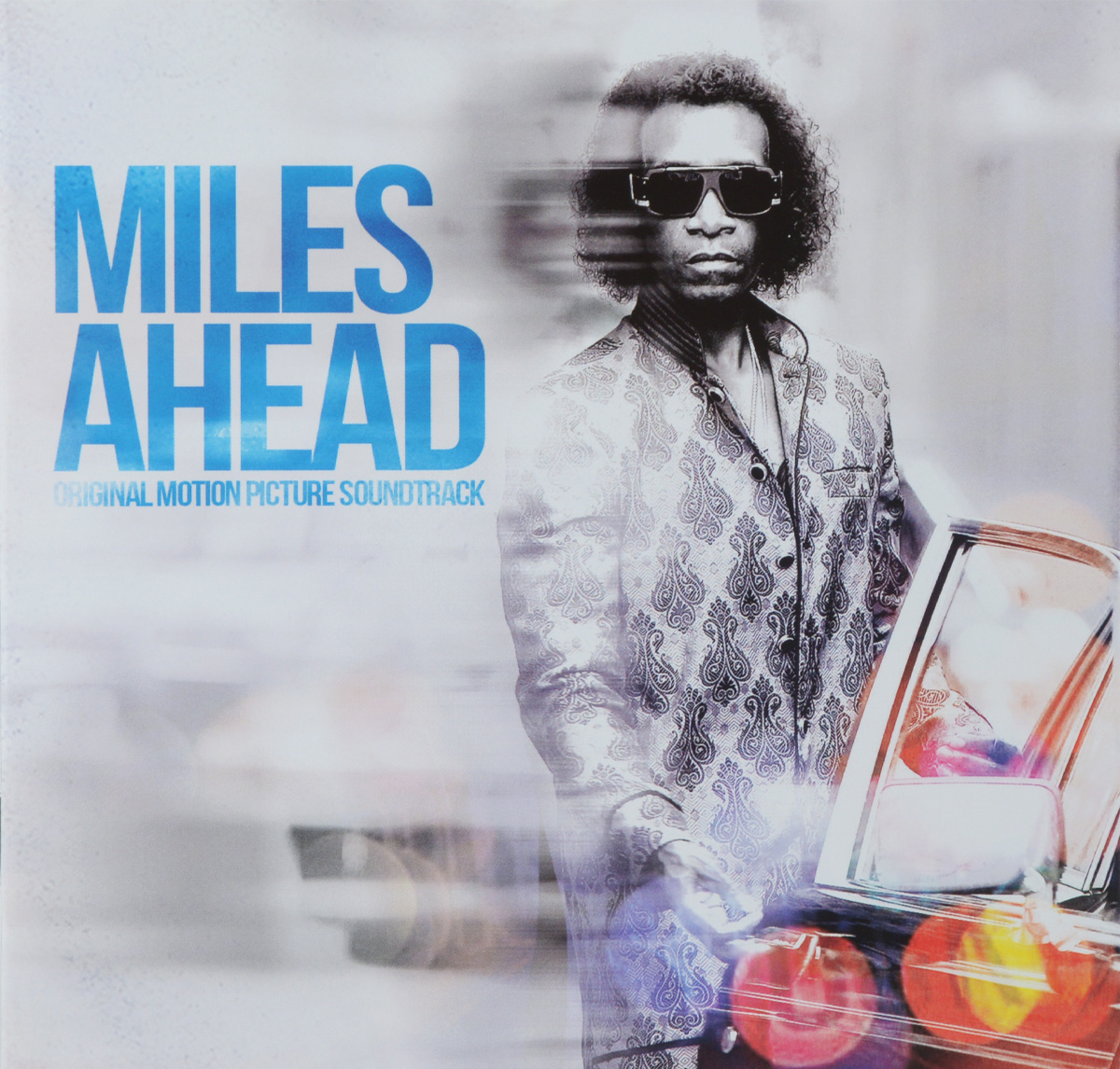Майлз Дэвис Miles Davis. Miles Ahead. Original Motion Picture Soundtrack sparkle original motion picture soundtrack
