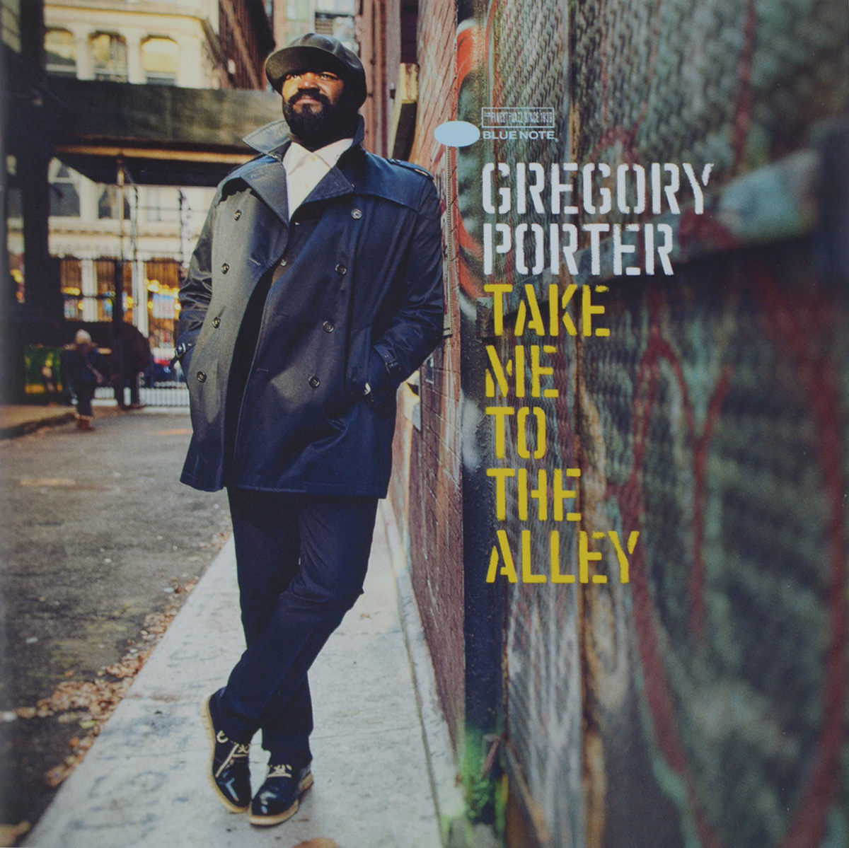 Грегори Портер Gregory Porter. Take Me To The Alley грегори портер gregory porter take me to the alley deluxe edition cd dvd