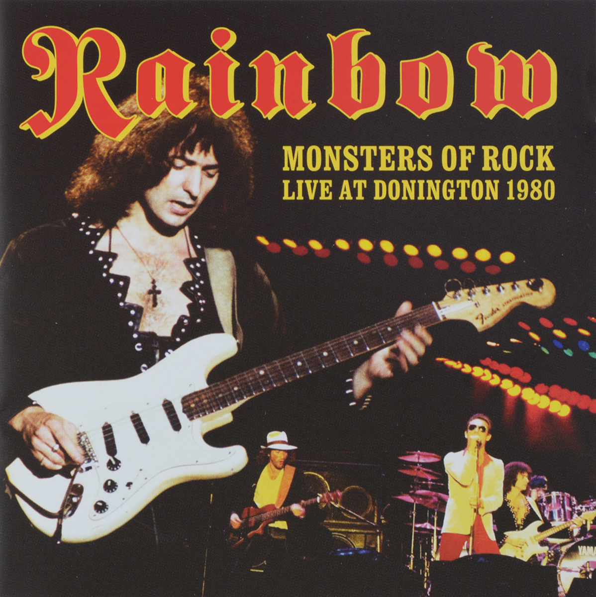 Rainbow Rainbow. Monsters Of Rock. Live At Donington 1980 (CD + DVD) rainbow rainbow straight between the eyes lp