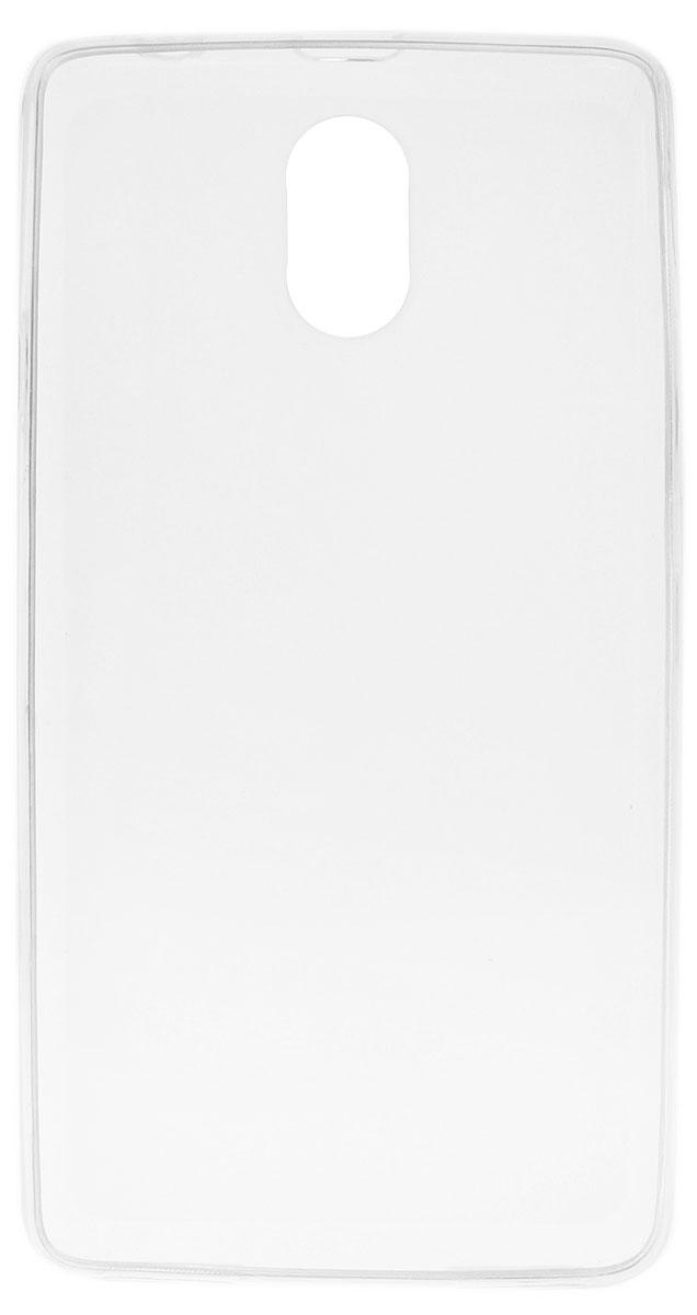 Red Line iBox Crystal чехол для Lenovo Vibe P1m, Clear