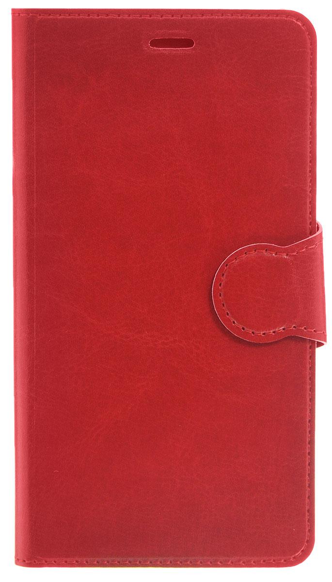 Red Line Book Type чехол-книжка для Samsung Galaxy A3 (2016), RedУТ000008771Чехол Red Line Book Type для Samsung Galaxy A3 (2016) выполнен из высококачественных материалов, не теряющих со временем своих внешних характеристик. Он обеспечивает надежную защиту корпуса и экрана смартфона и надолго сохраняет его привлекательный внешний вид. Чехол также обеспечивает свободный доступ ко всем разъемам и клавишам устройства.