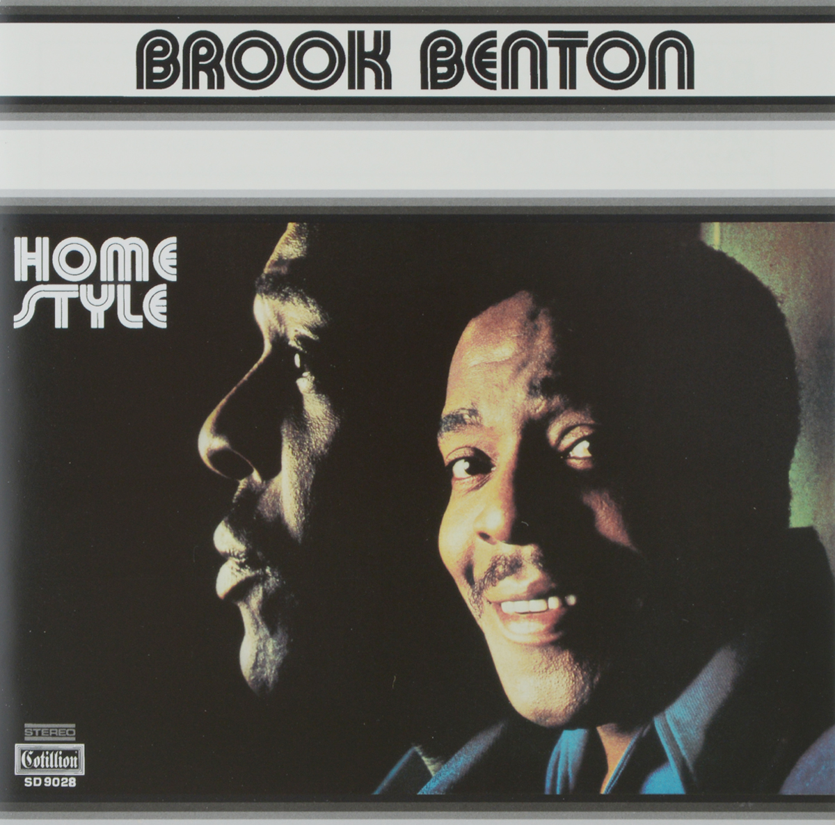 Brook Benton. Home Style