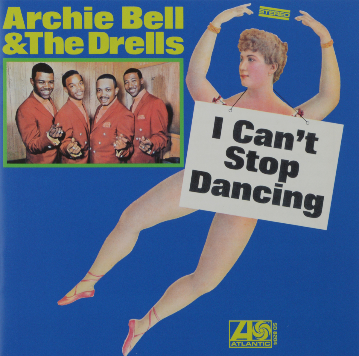 Арчи Бэлл,The Drells Archie Bell, The Drells. I Can't Stop Dancing inc international concepts new multi bell sleeve printed romper m $79 5 dbfl