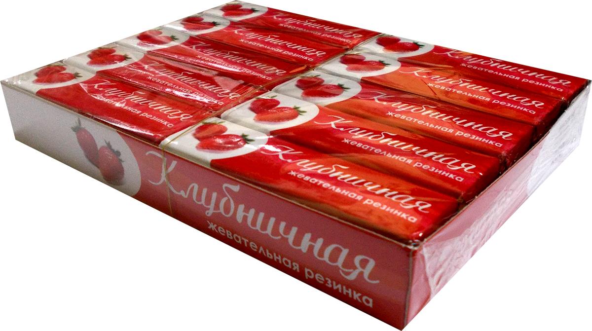 Plastinki жевательная резинка Клубничная, 20 пачек по 5 шт plastinki жевательная резинка гранатовая 20 шт по 12 5 г