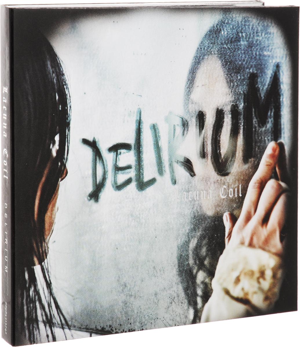 Lacuna Coil Lacuna Coil. Delirium. Limited Edition лайтбокс айвазовский девятый вал 25x25 130