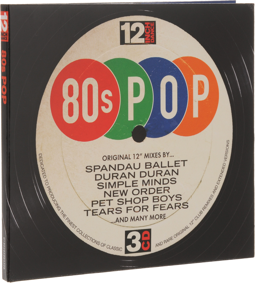 80S Pop (3 CD) цена 2017