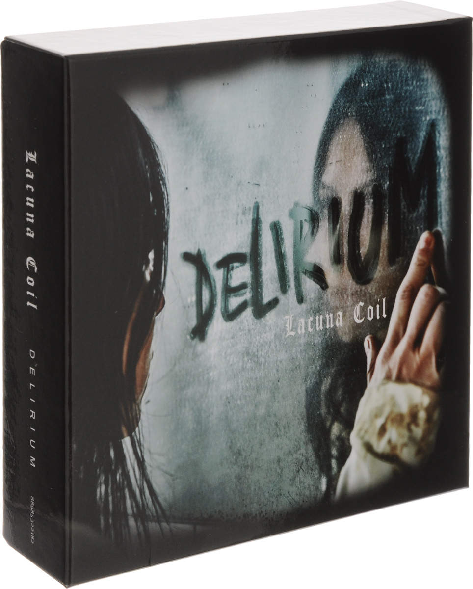 Lacuna Coil Lacuna Coil. Delirium (CD) borg warner e556 ignition coil