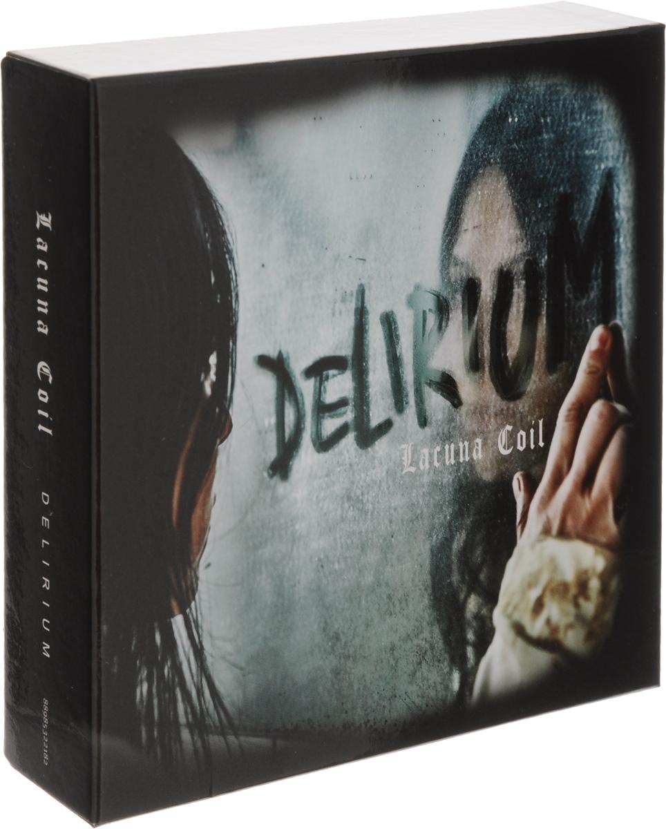 цена на Lacuna Coil Lacuna Coil. Delirium (CD)