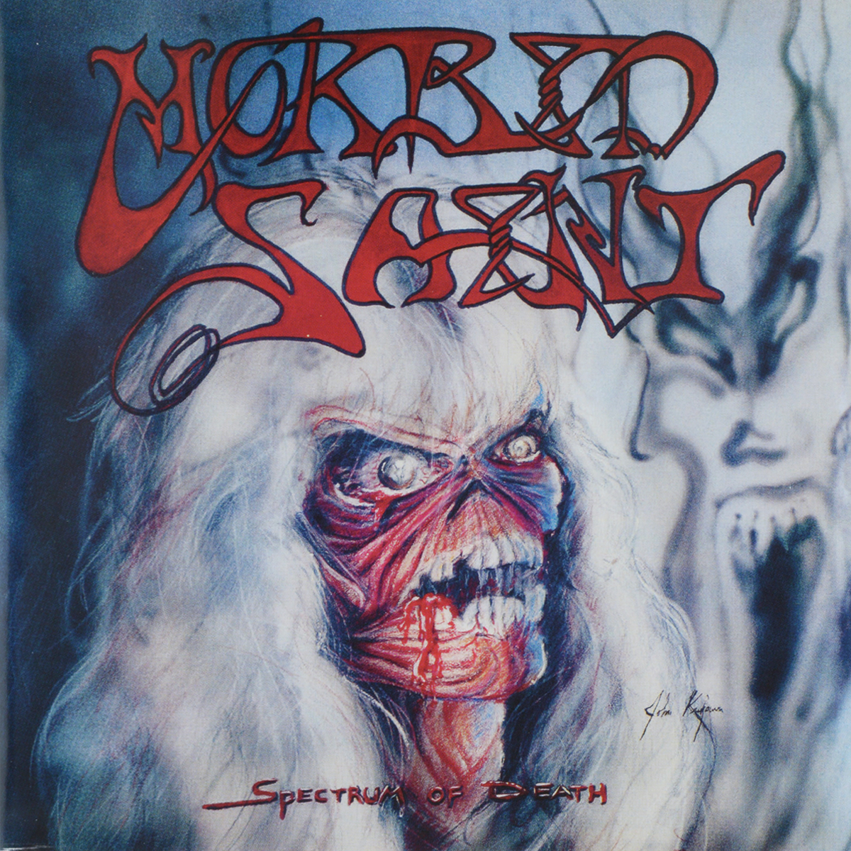 Morbid Saint Morbid Saint. Spectrum Of Death. Extended Edition (2 CD) death of superman new edition
