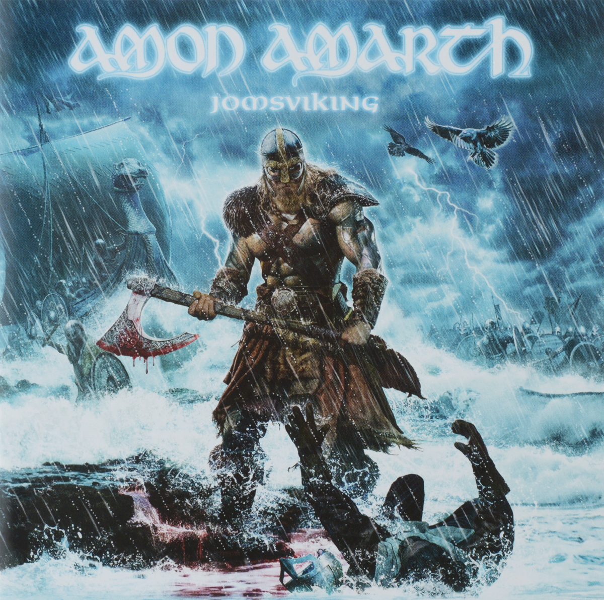 Amon Amarth. Jomsviking