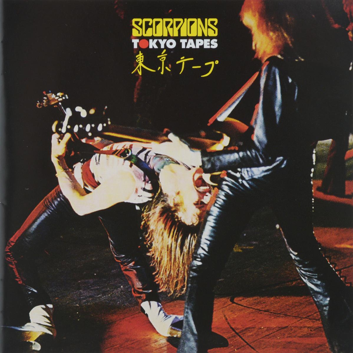 Scorpions Scorpions. Tokyo Tapes (+ Bonus CD) scorpions blackout cd dvd