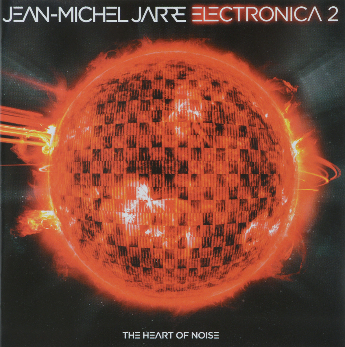Zakazat.ru Jean-Michel Jarre. Electronica 2. The Heart Of Noise
