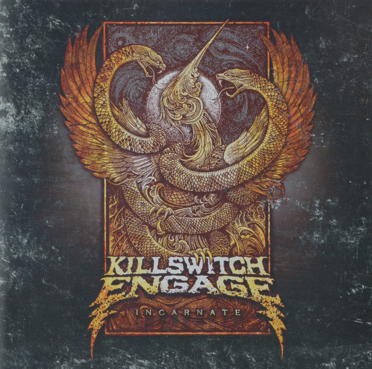 Killswitch Engage. Incarnate