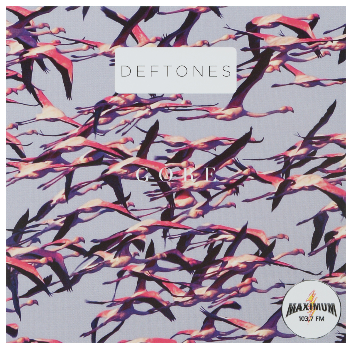 Deftones. Gore
