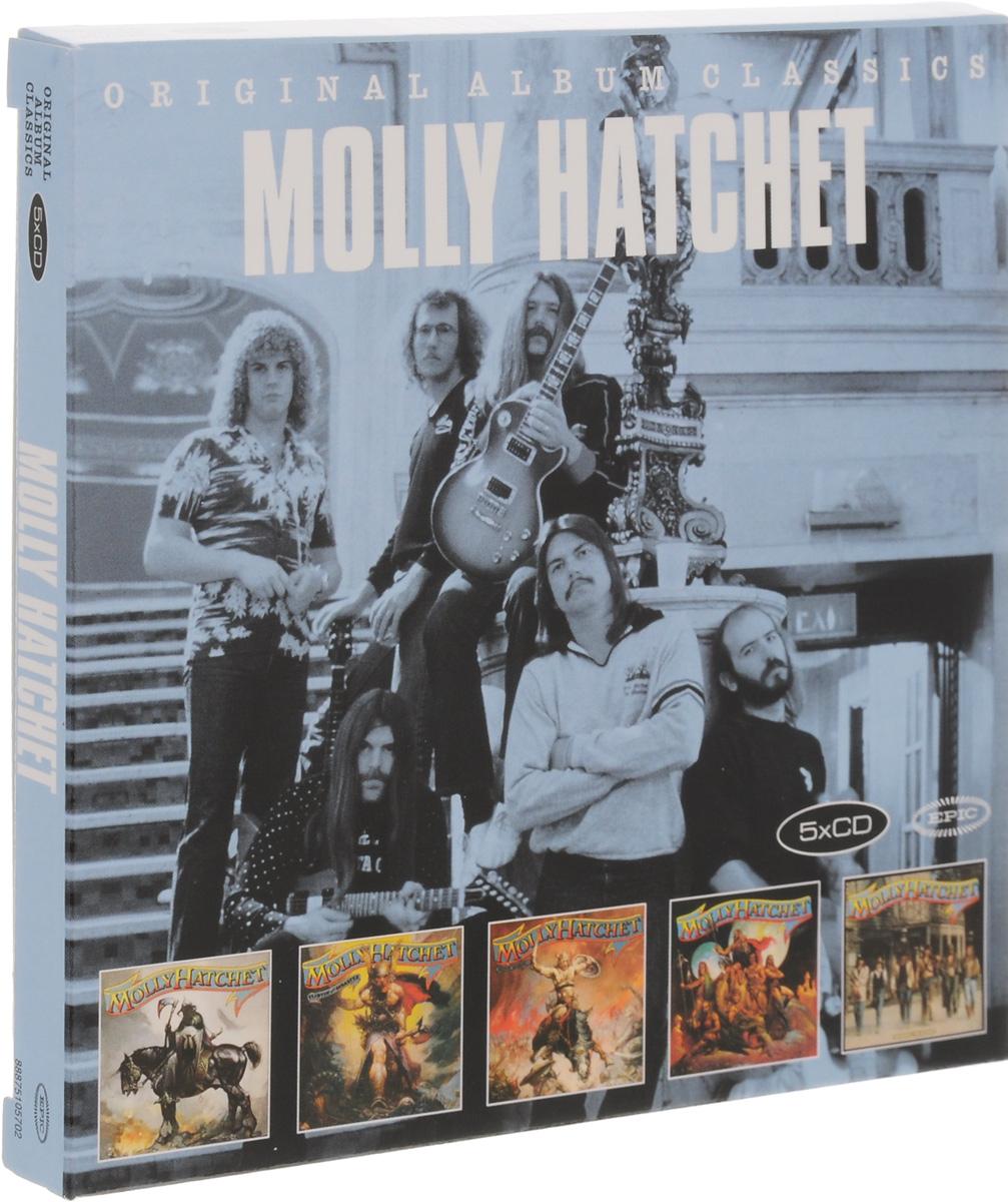 Молли Хатчет Molly Hatchet. Original Album Classics (5 СD)