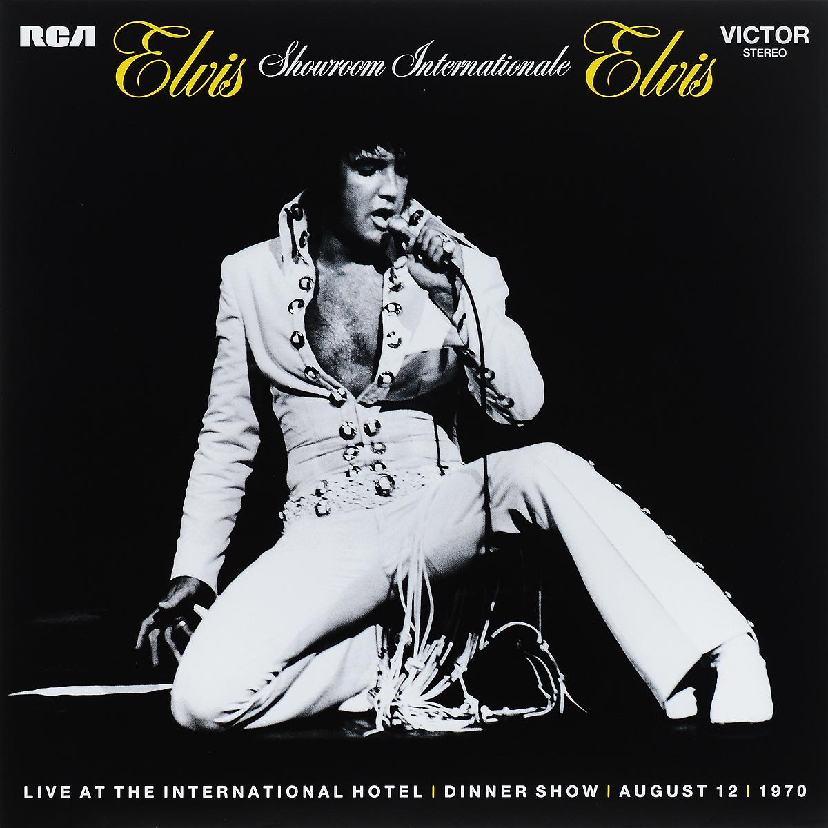 Элвис Пресли Elvis. Showroom Internationale (2 LP) showroom dummies домашняя утварь