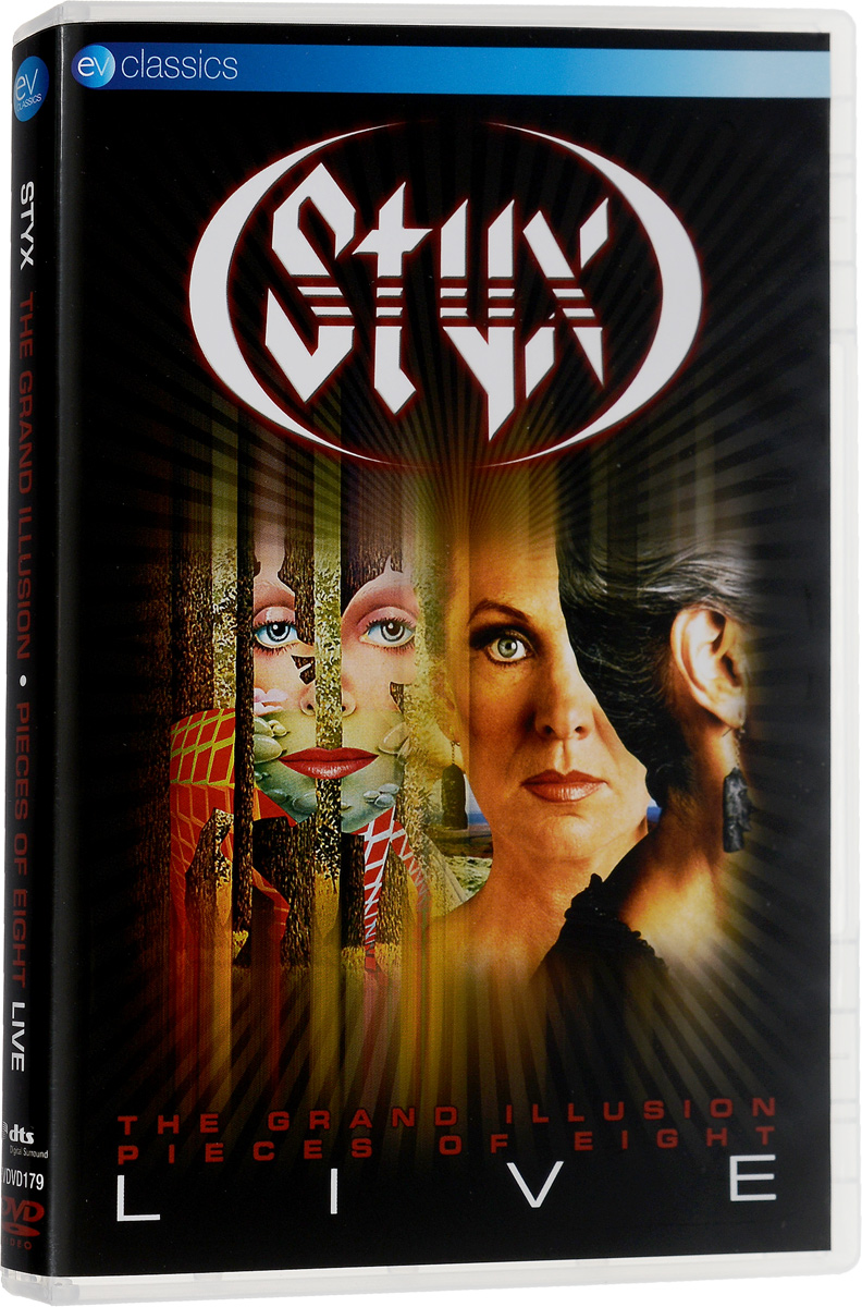 Styx: The Grand Illusion And Pieces Of Eight: Live