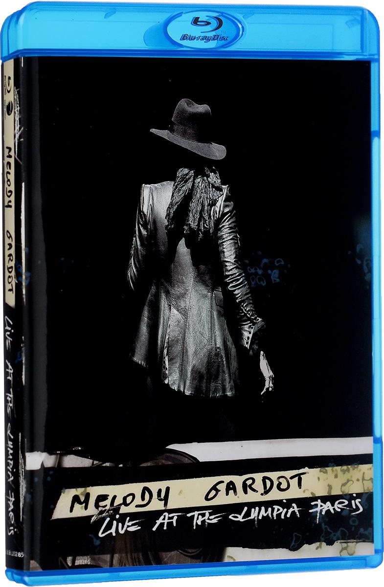 Melody Gardot: Live At The Olympia Paris (Blu-ray) charlotte olympia обувь
