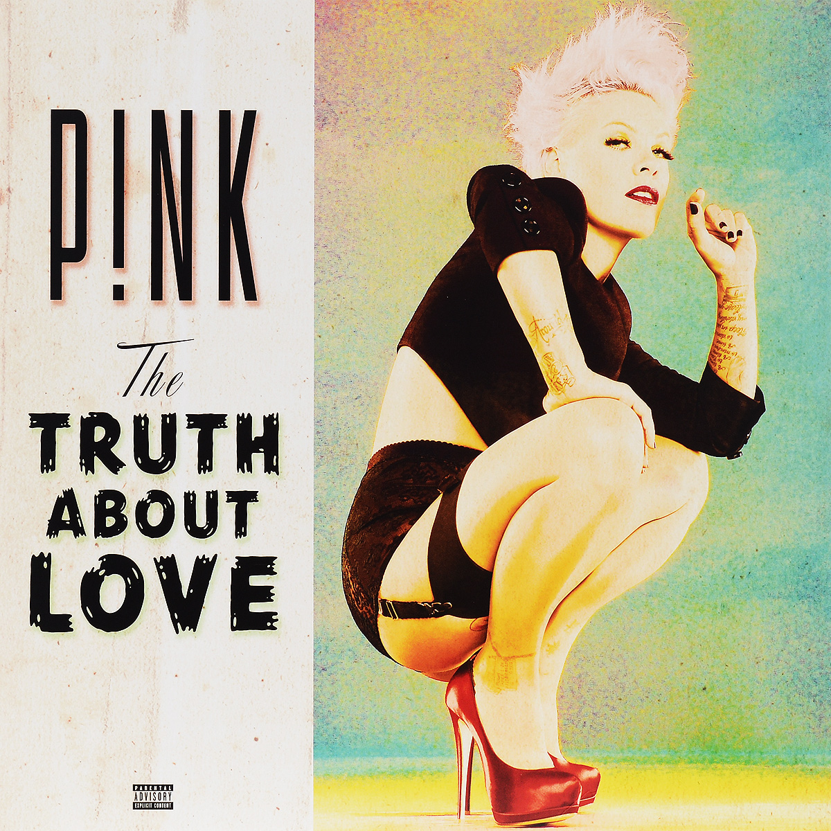 Pink P!nk. The Truth About Love (2 LP)