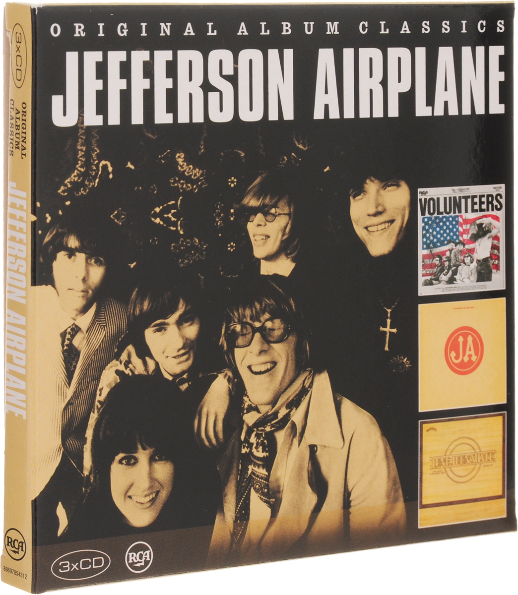 Jefferson Airplane Jefferson Airplane. Original Album Classics (3 CD) slick 78 35 50cc 7 channels oracover film large scale rc balsa wood model airplane