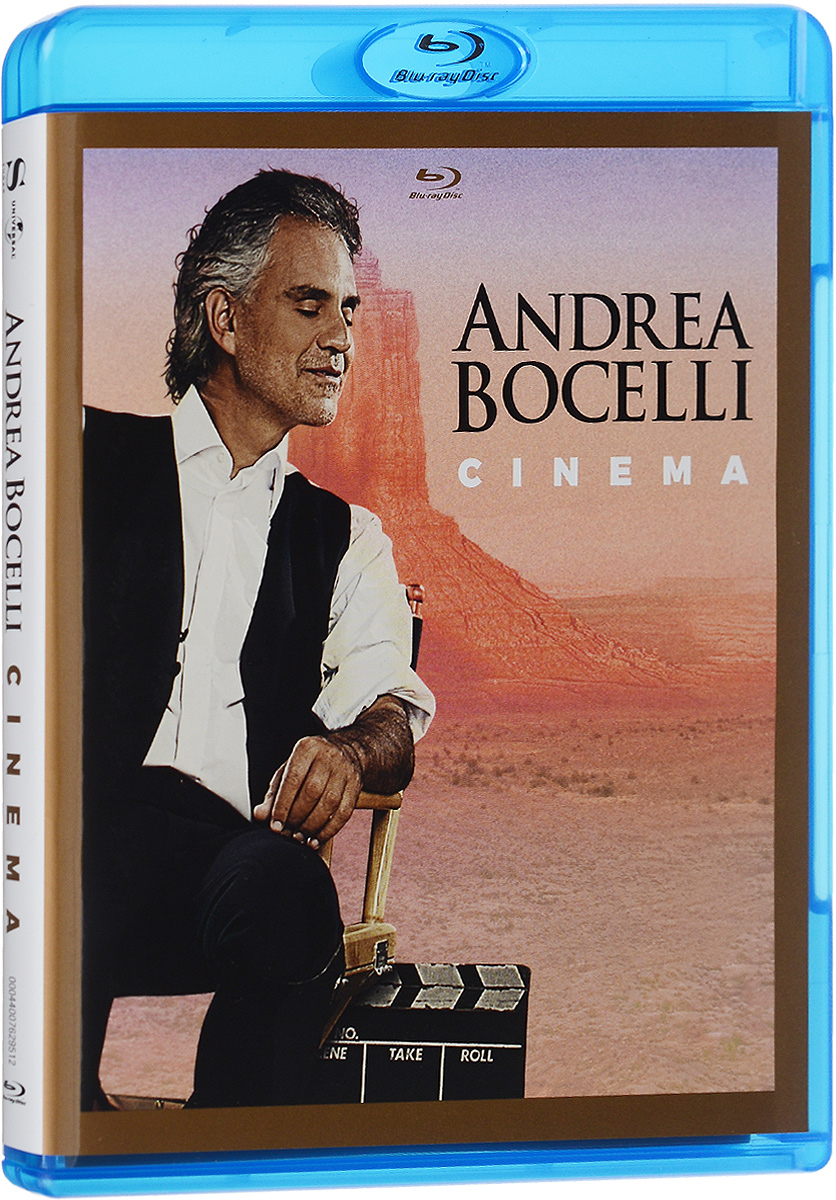 Andrea Bocelli: Cinema (Blu-ray) the thirteen problems